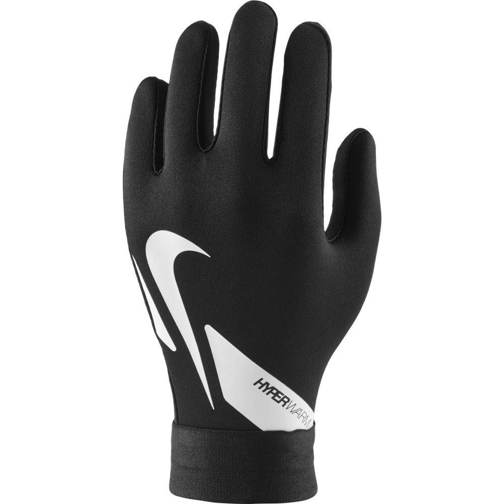 Nike Academy Hyperwarm Handschoenen Kids Zwart Wit