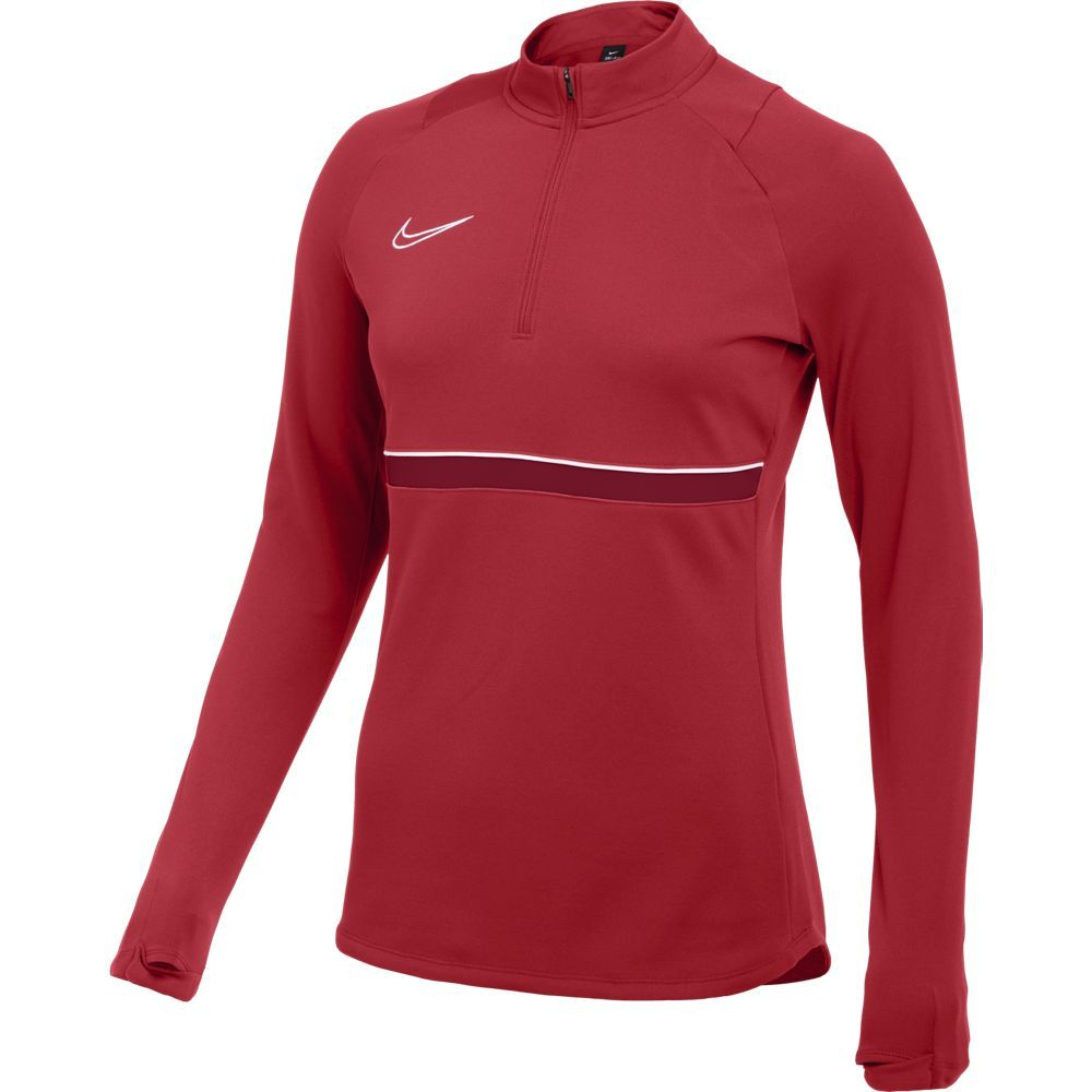 Nike Academy 21 Trainingstrui Dri-Fit Vrouwen Rood
