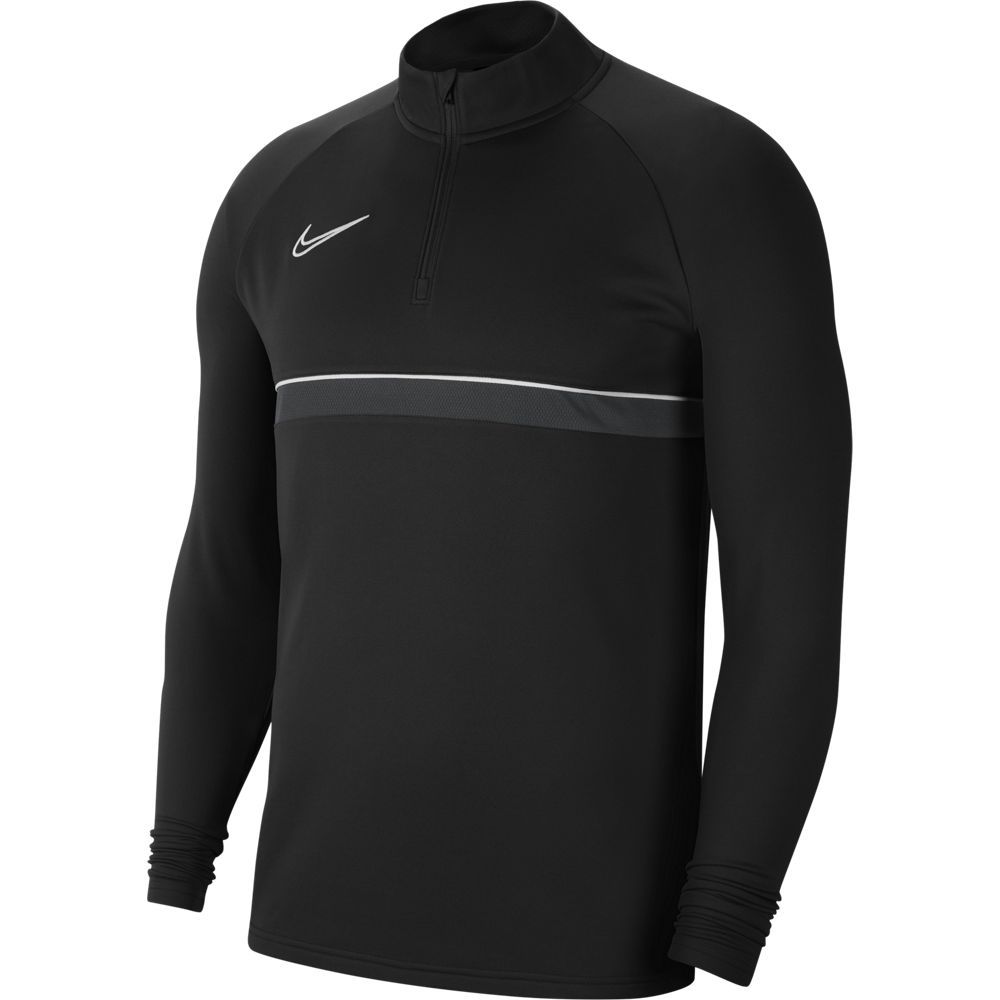 Nike Academy 21 Dri-Fit Trainingstrui Zwart Zwart