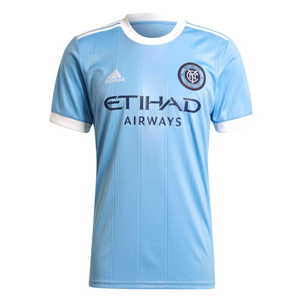 adidas New York City FC Thuisshirt 2021-2022