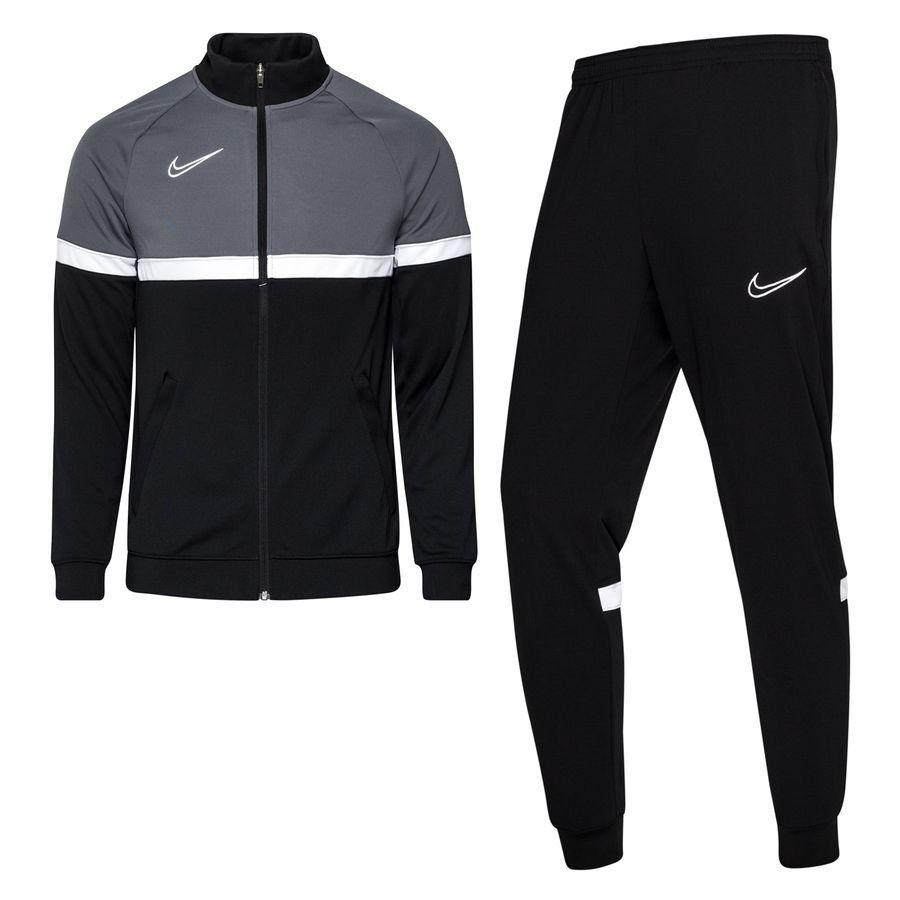 Nike Dri-FIT Academy Trainingspak Zwart Grijs Wit