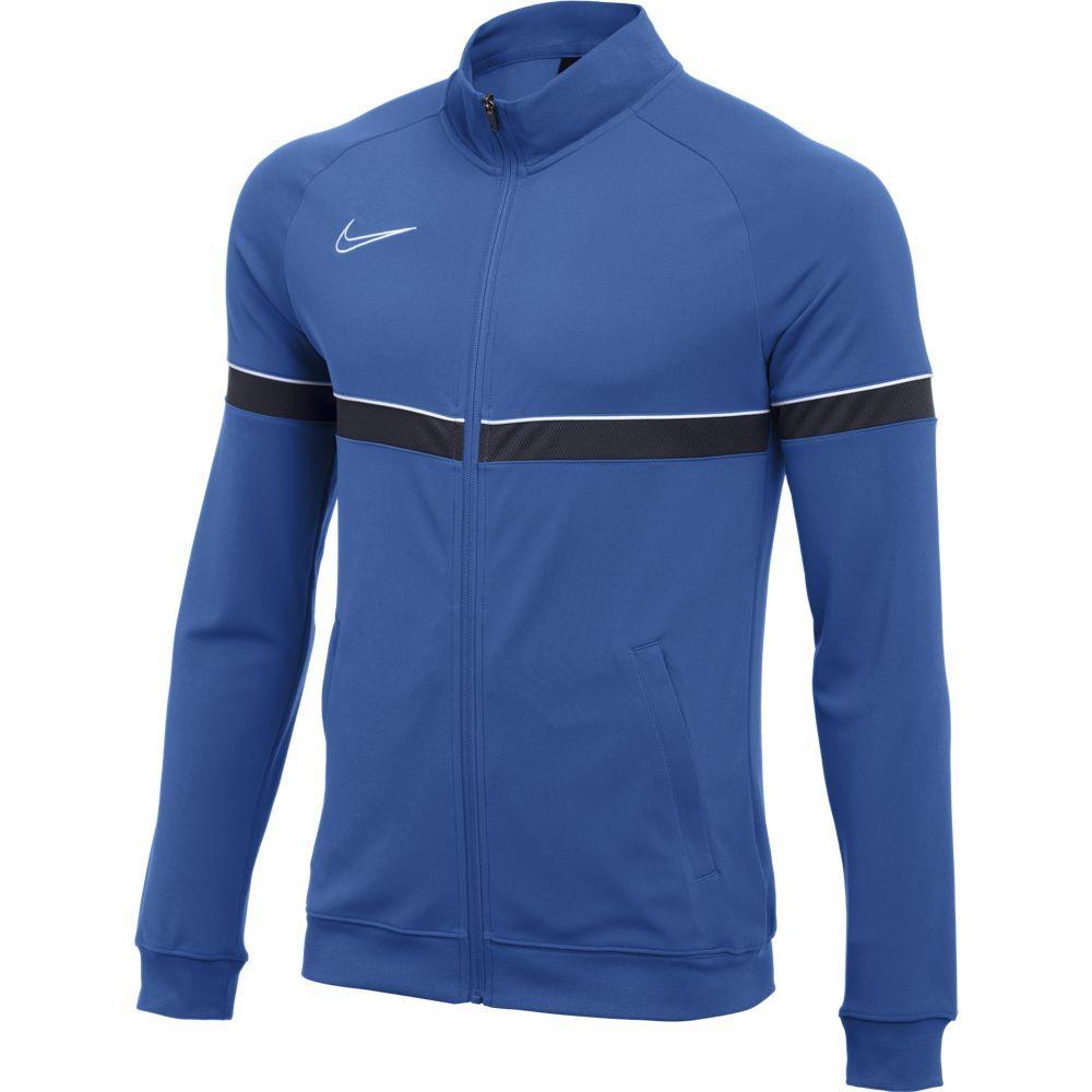 Nike Academy 21 Dri-Fit Trainingsjack Kids Donkerblauw Royal