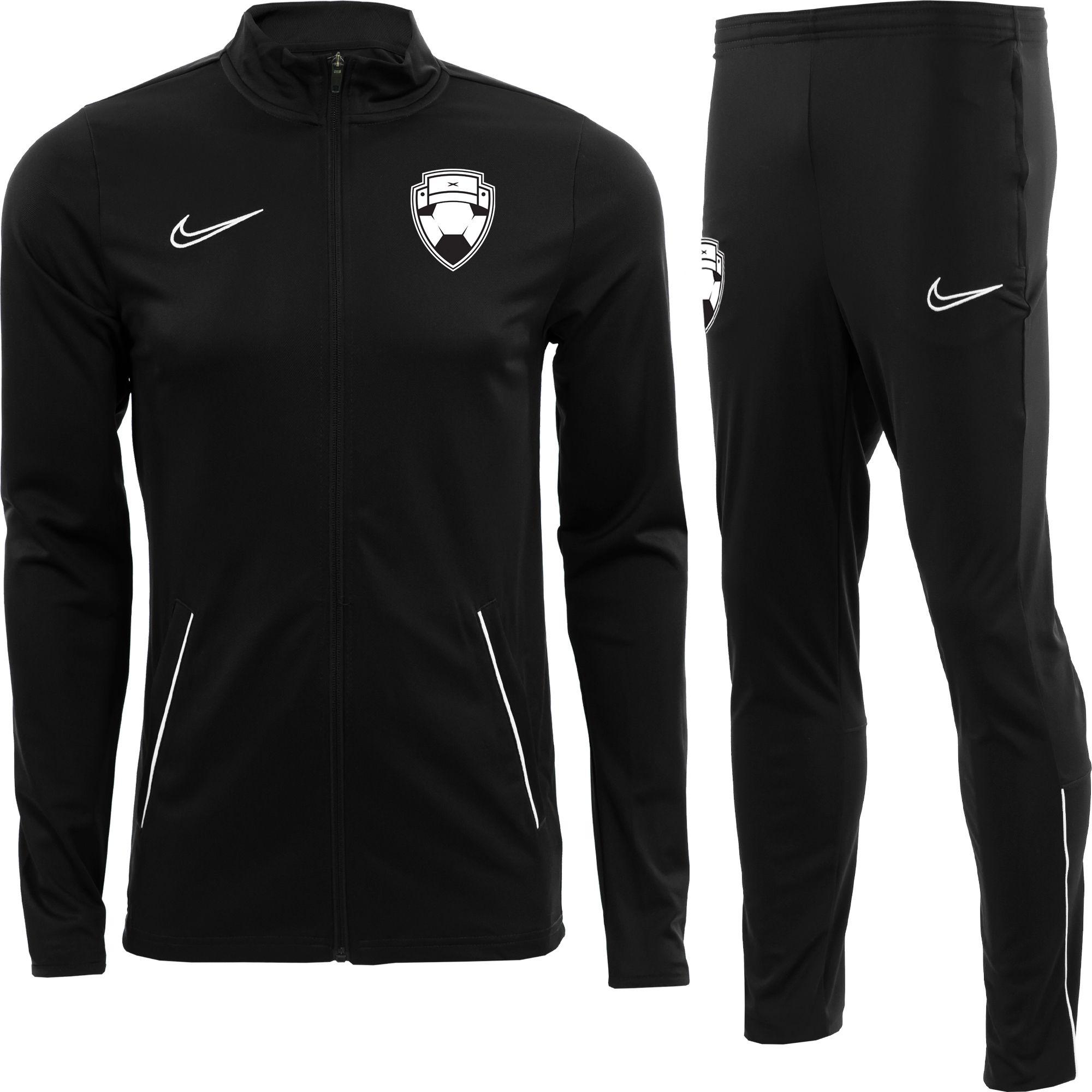 Nike Bankzitters Trainingspak Zwart Wit