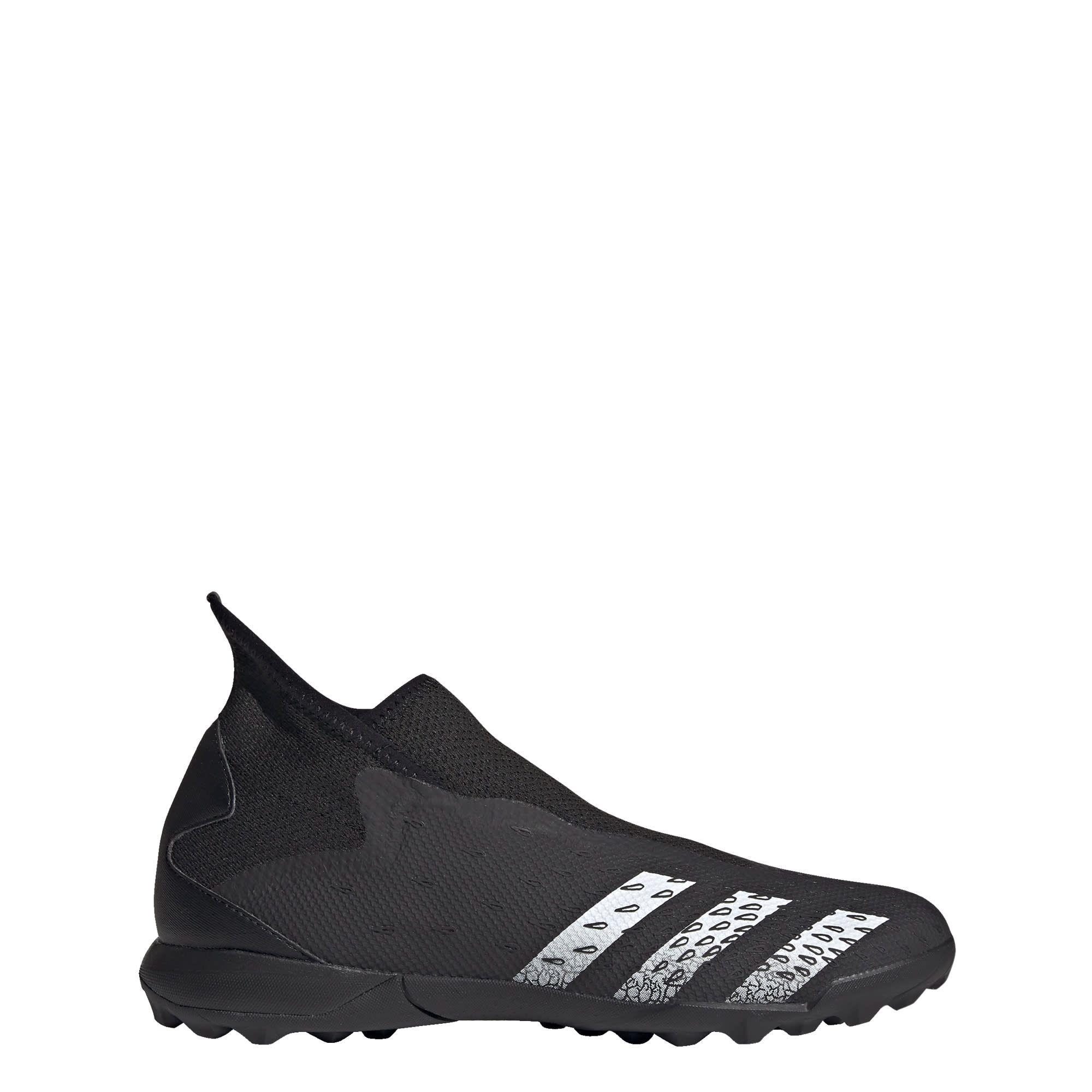 adidas Predator Freak.3 LL Turf Voetbalschoenen (TF) Zwart Blauw Geel