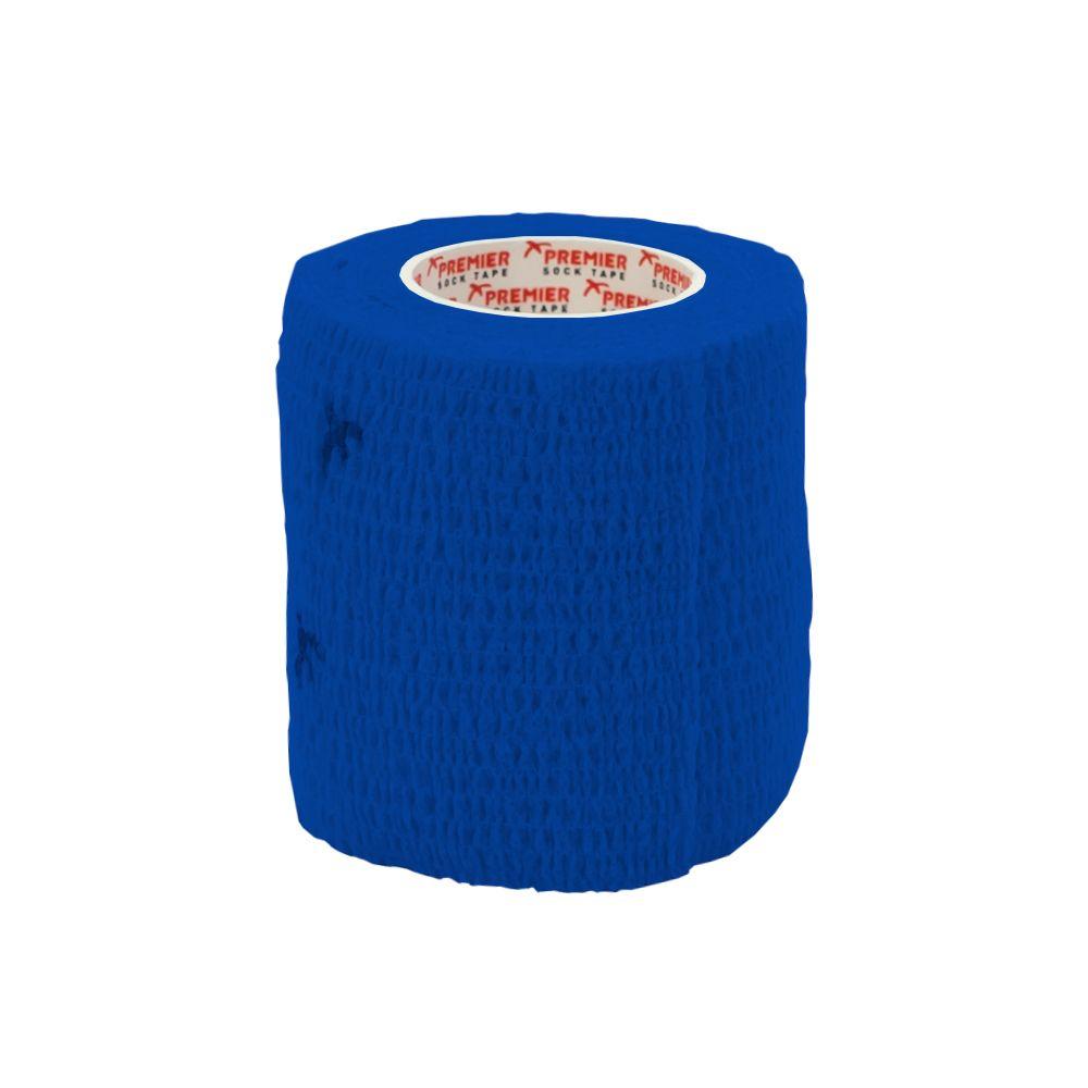 Premier Pro-Wrap Sokkentape 5.0cm Blauw