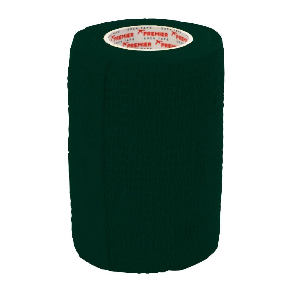 Premier Pro-Wrap Sokkentape 7.5cm Donkergroen