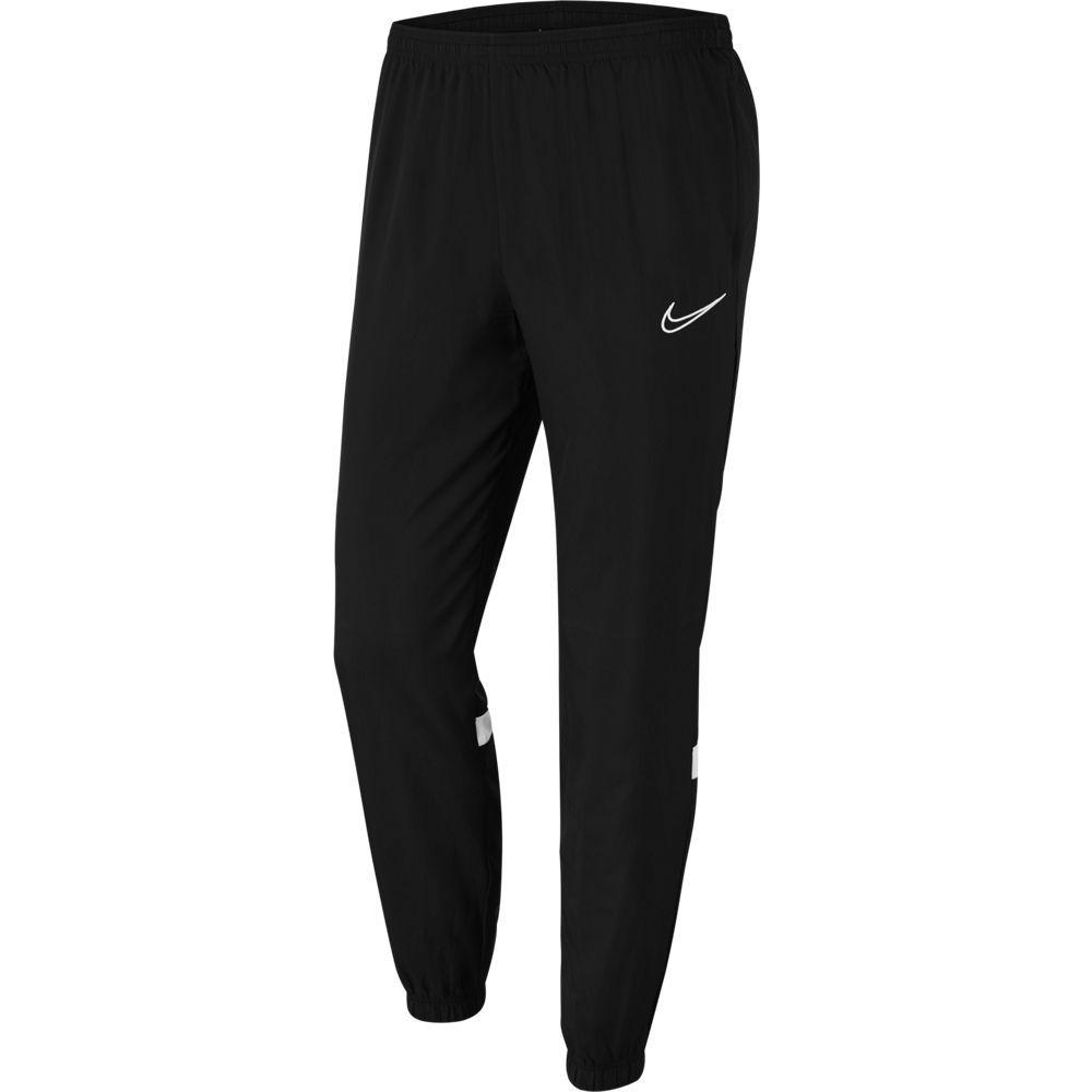 Nike Academy 21 Dri-Fit Trainingsbroek Woven WPZ Zwart Wit
