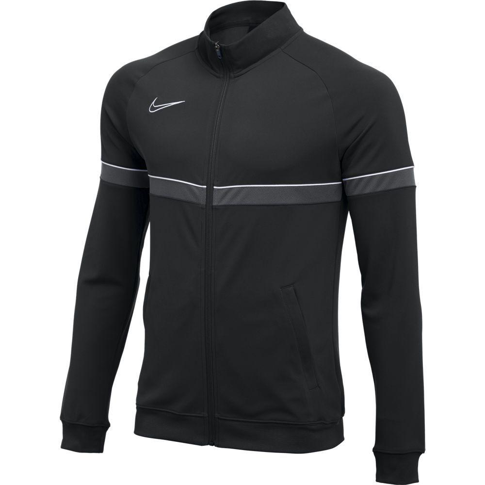 Nike Academy 21 Dri-Fit Trainingsjack Zwart Antraciet