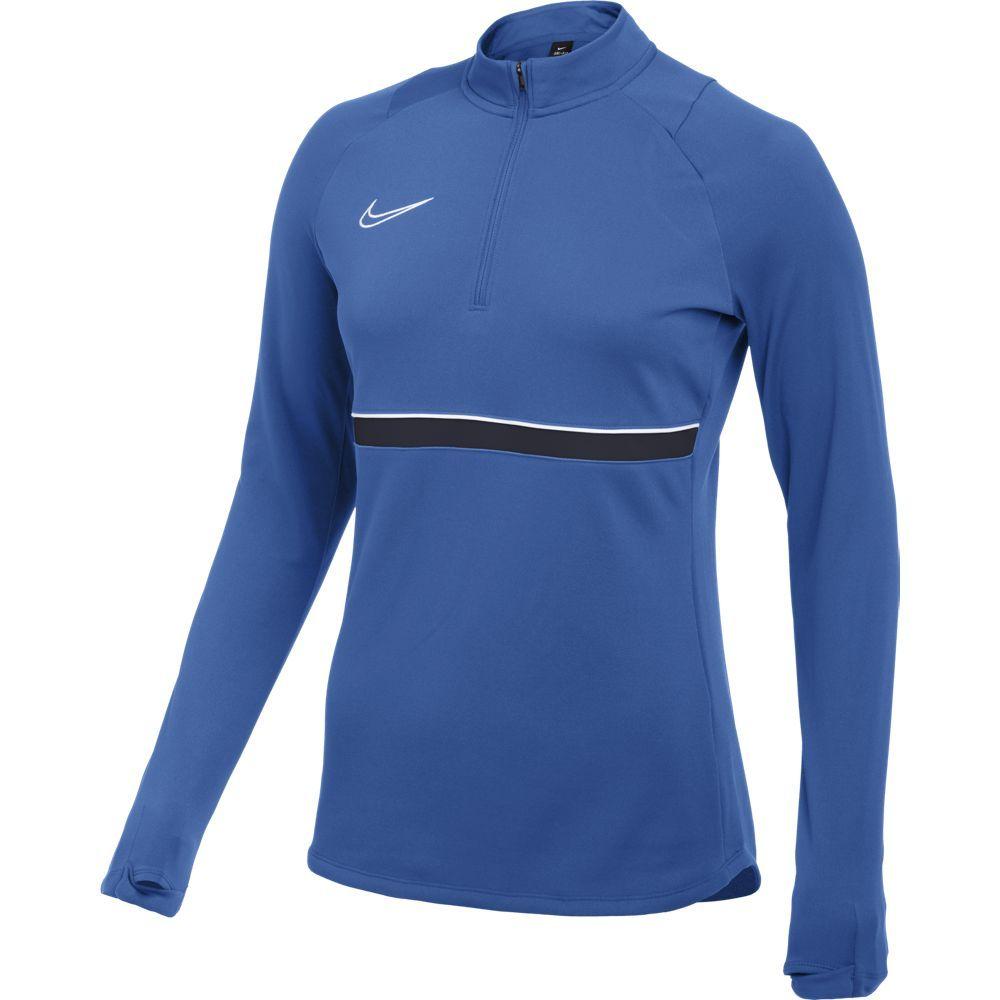 Nike Academy 21 Trainingstrui Dri-Fit Vrouwen Royal Blauw