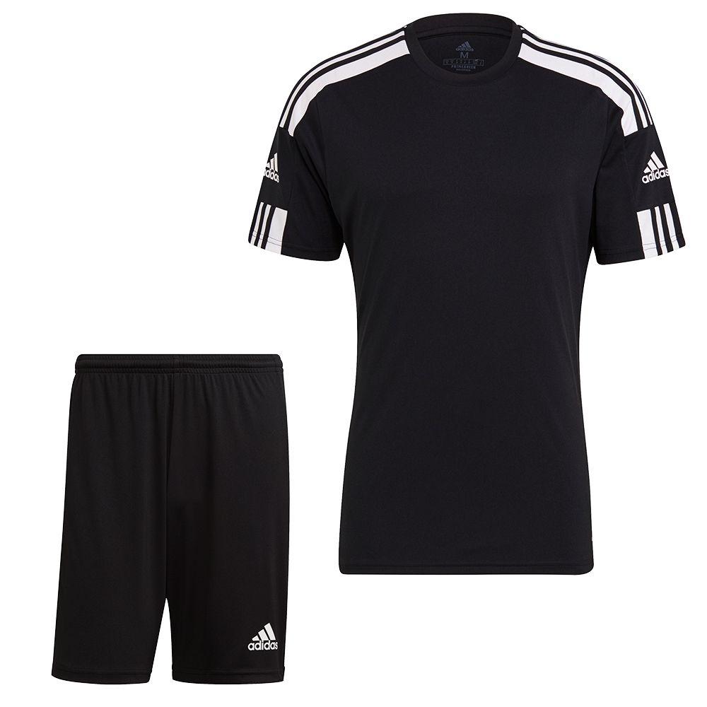 adidas Squadra 21 Trainingsset Zwart Zwart