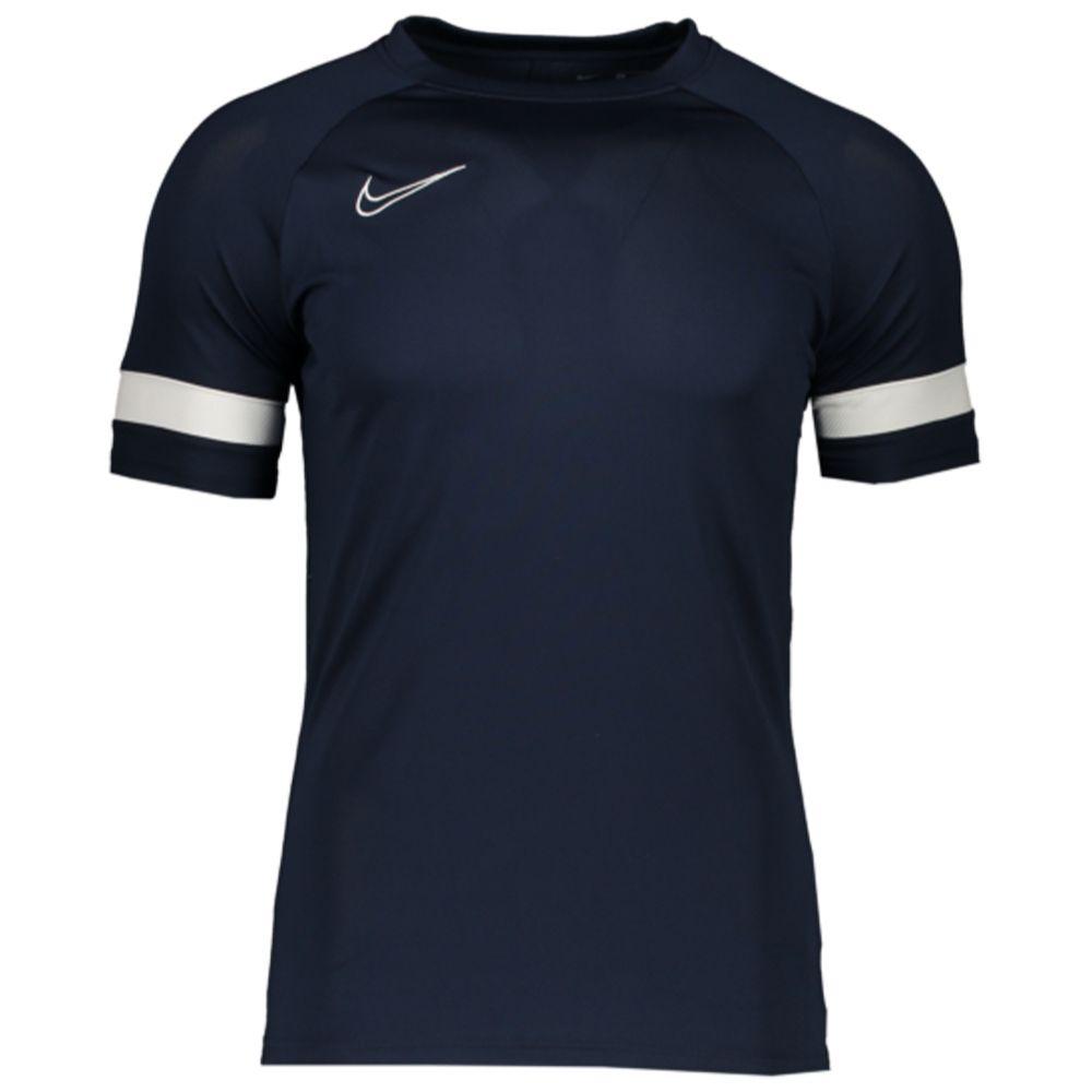 Nike Academy 21 Trainingsshirt Dri-FIT Donkerblauw