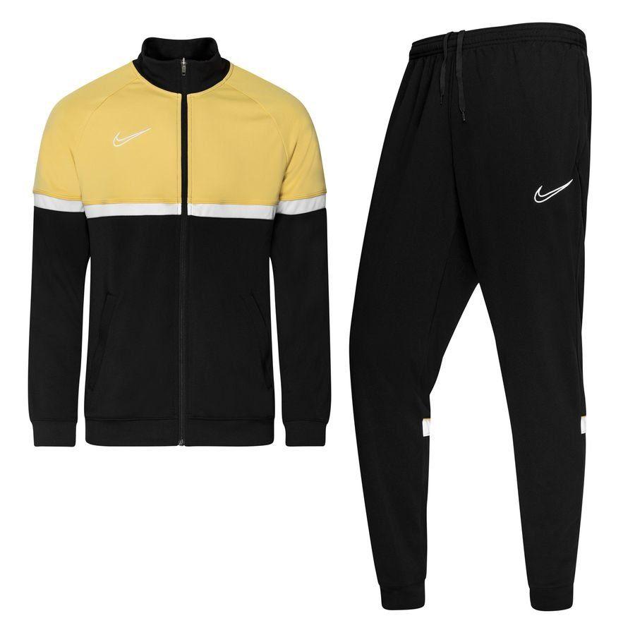 Nike Academy Trainingspak Zwart Goud Wit