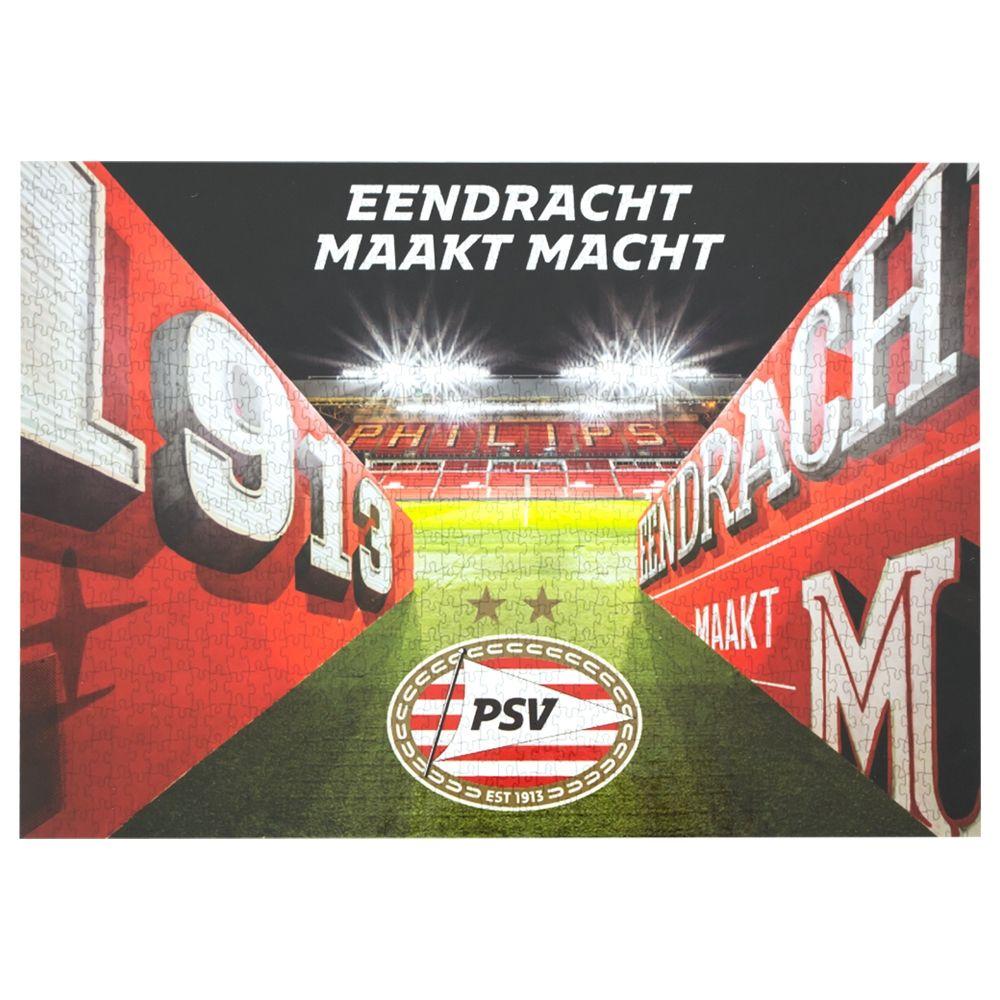 PSV Puzzel Spelerstunnel (1000 st)
