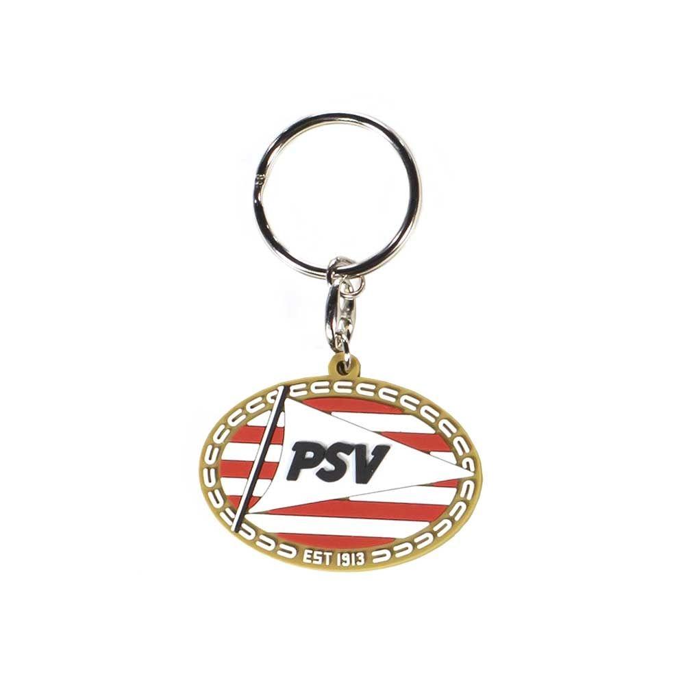 PSV Sleutelhanger Rubber