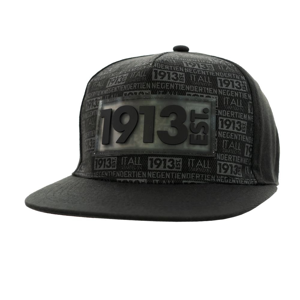 1913 Cap All Over