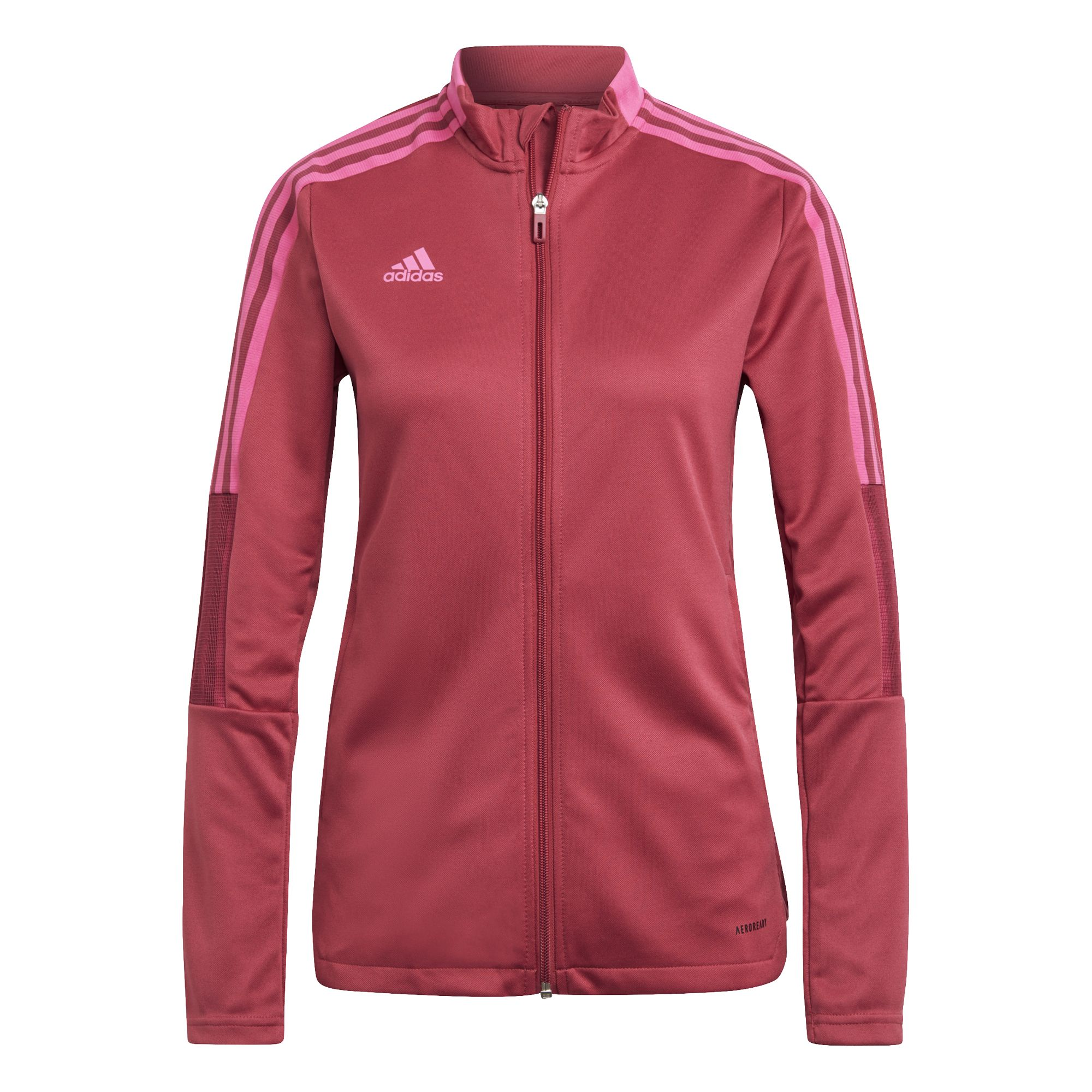 adidas Tiro 21 Trainingsjack Vrouwen Roze
