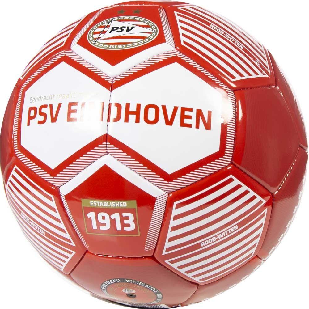 PSV bal rood-witten rood