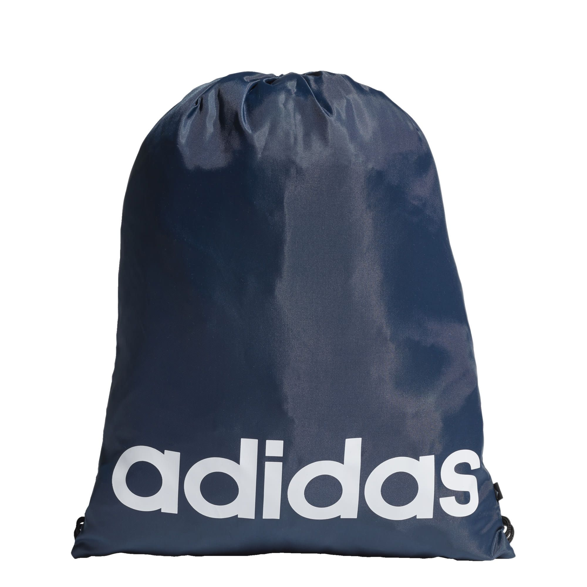 adidas Essentials Logo Gym Tas Donkerblauw