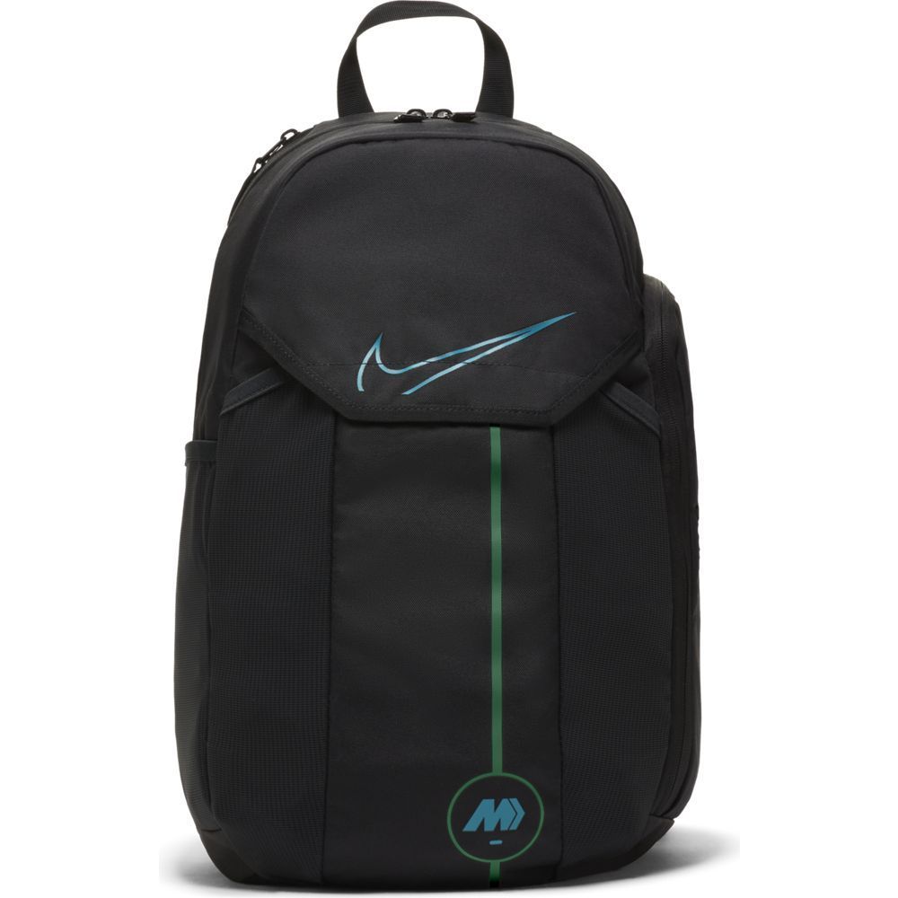 Nike Mercurial Rugzak Zwart Blauw Turquoise