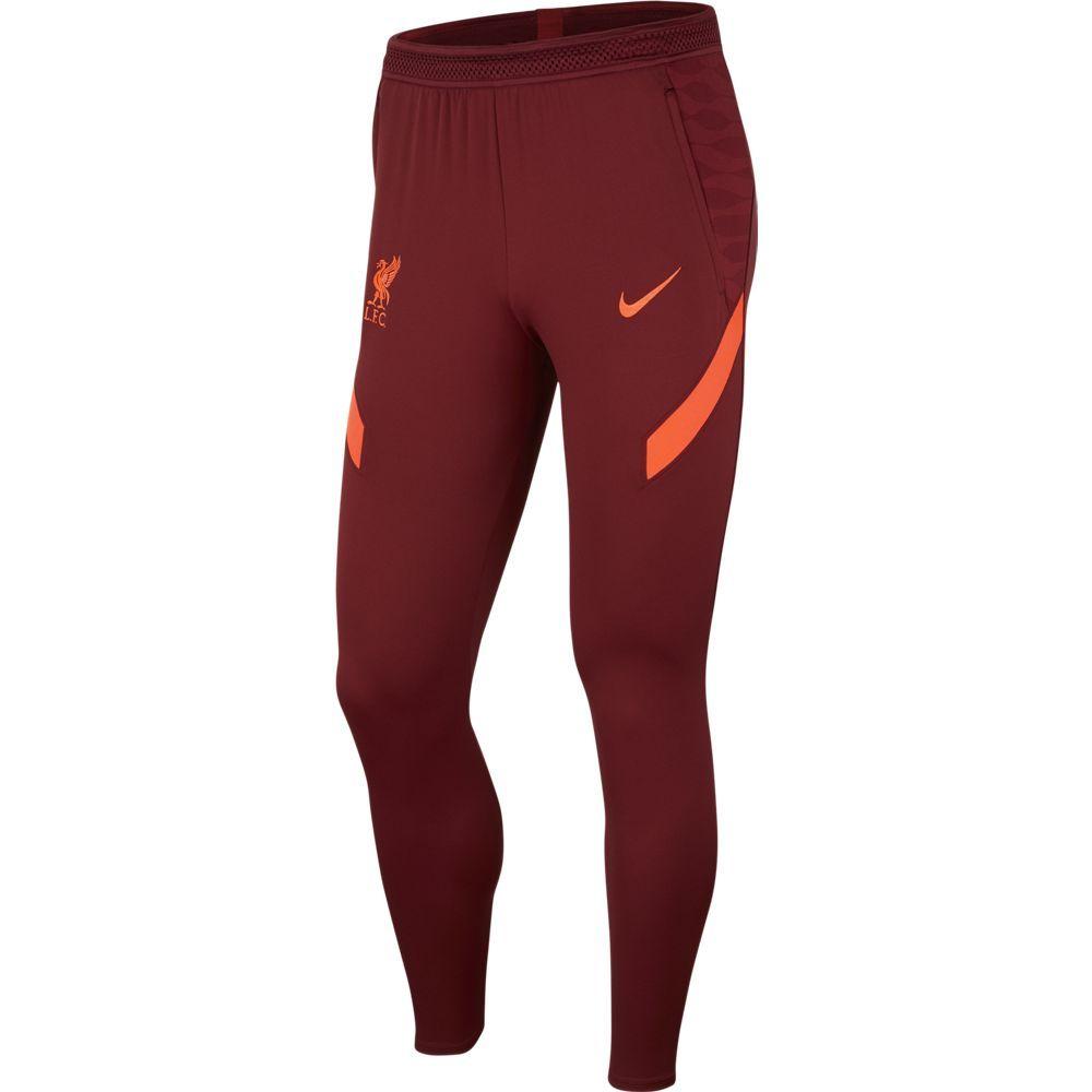 Nike Liverpool Strike Trainingsbroek 2021-2022 Rood Felrood
