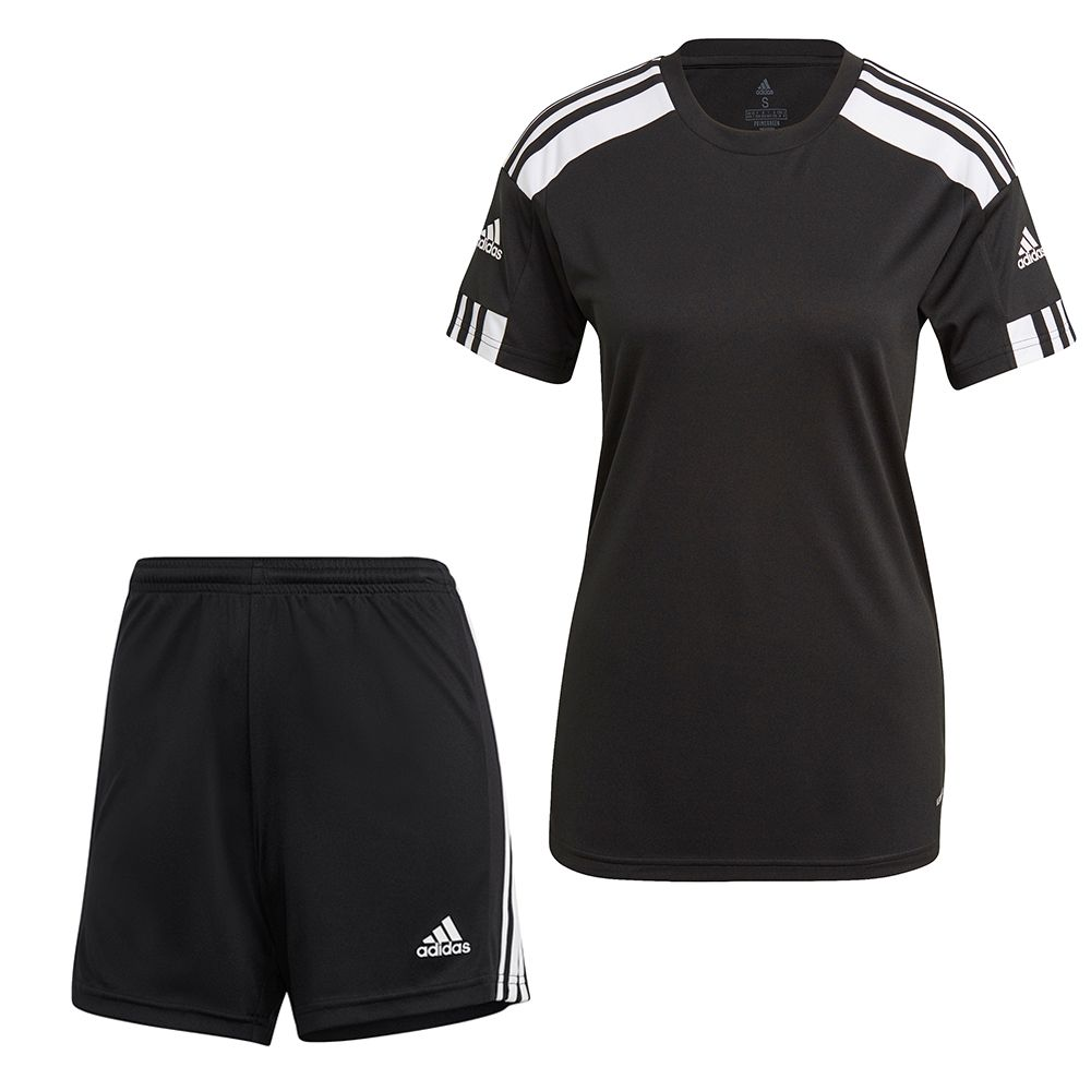 adidas Squadra 21 Trainingsset Vrouwen Zwart