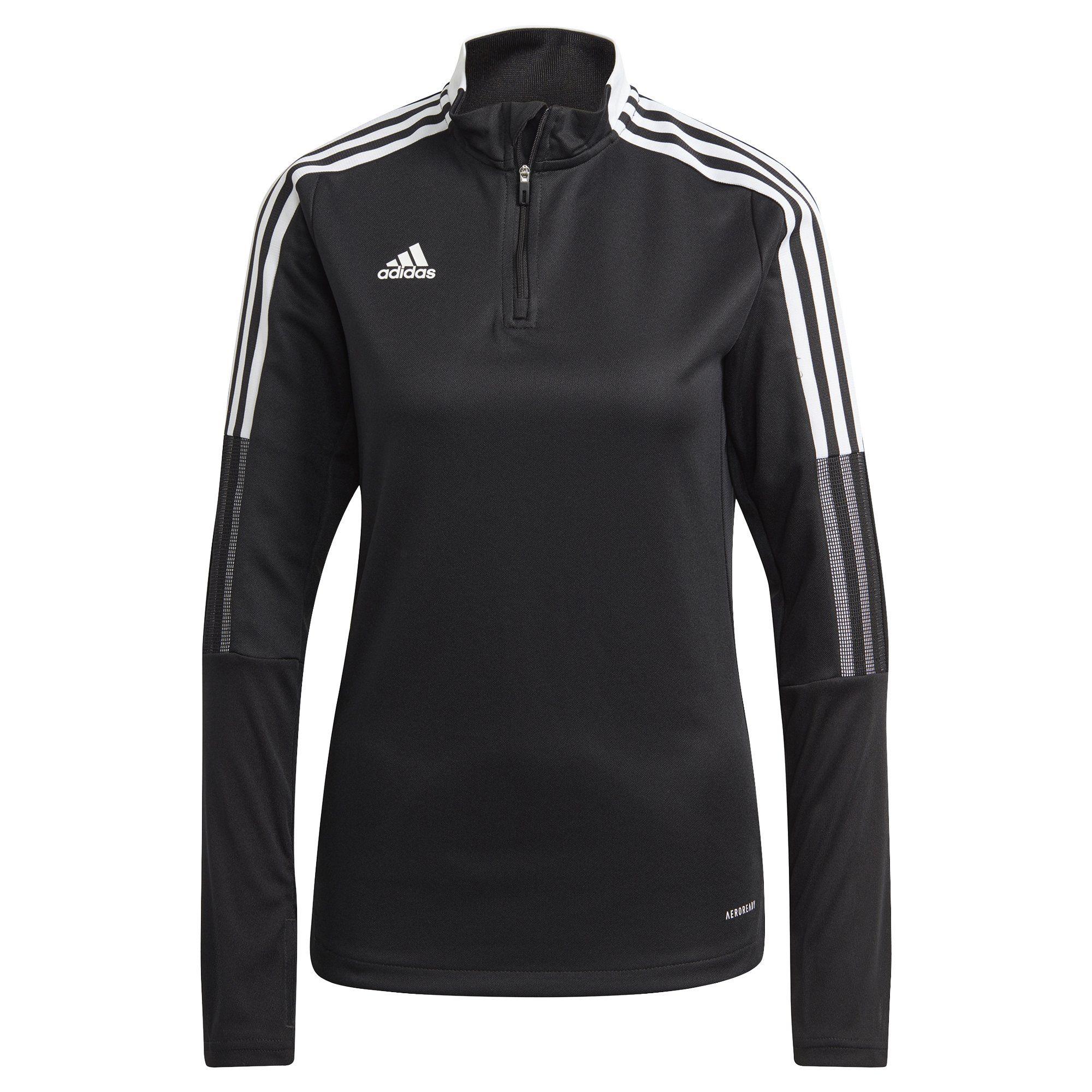 adidas Tiro 21 Trainingstrui Vrouwen Zwart Wit