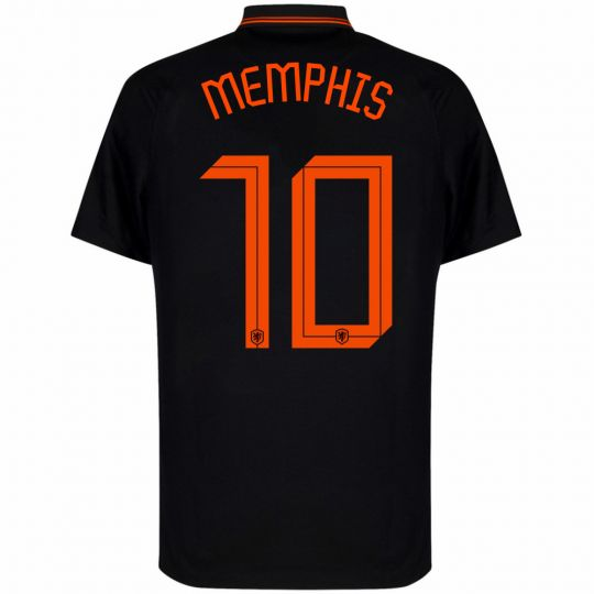 Nike Nederland Memphis 10 Uitshirt 2020-2022 Kids