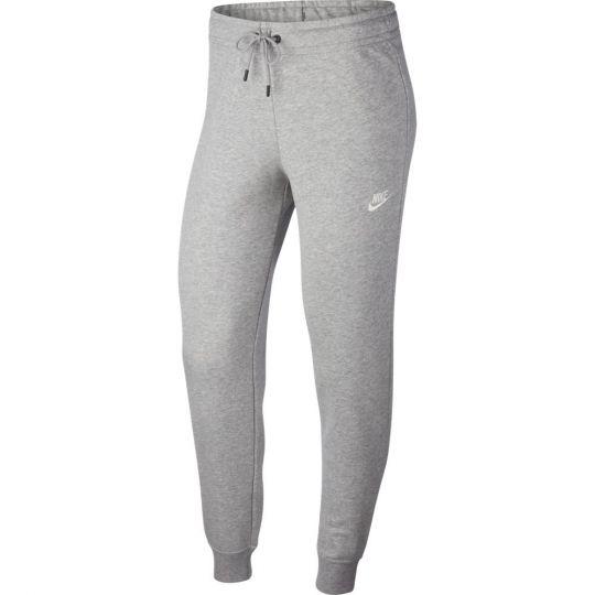 Nike Sportswear Essential Joggingbroek Vrouwen Donkergrijs Wit