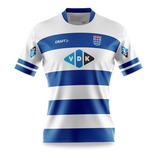 PEC Zwolle Thuisshirt 2021-2022 Kids