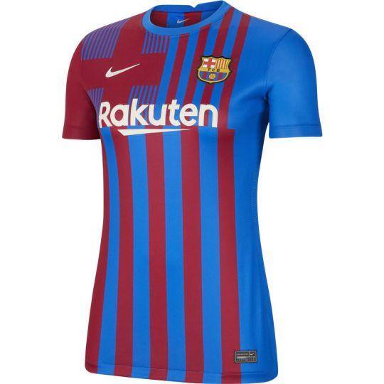 Nike FC Barcelona Thuisshirt 2021-2022 Dames