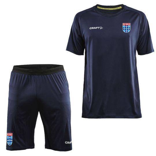 PEC Zwolle Trainingsset 2021-2022 Blauw