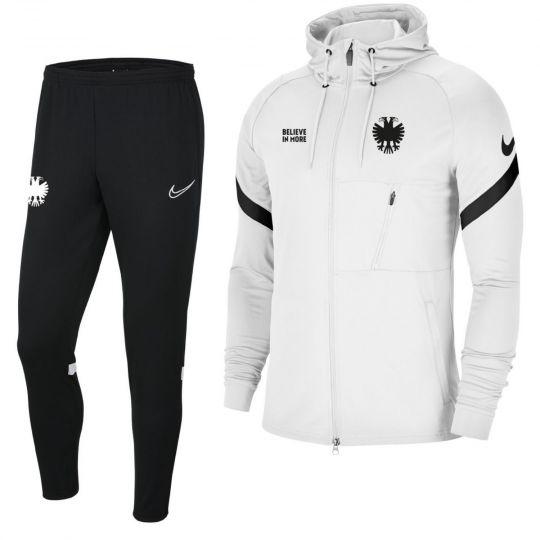 Nike Vitesse Hoodie Trainingspak 2021-2022 Wit