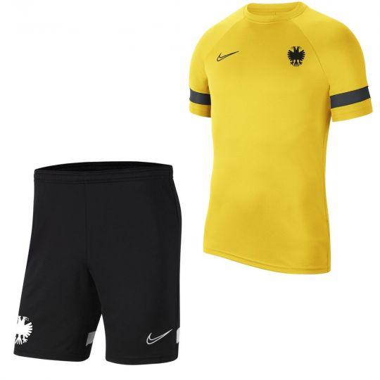 Nike Vitesse Trainingsset 2021-2022 Kids Geel