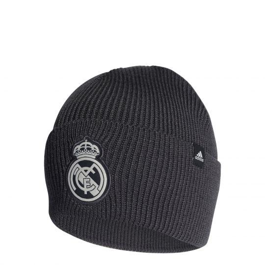 adidas Real Madrid Beanie Grijs