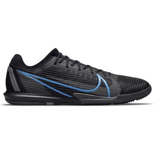 Nike Mercurial Vapor 14 Pro Zaalvoetbalschoenen (IC) Zwart Donkergrijs
