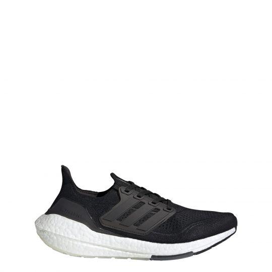 adidas Ultraboost 21 Schoenen Dames Zwart Wit