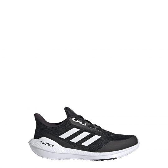 adidas EQ21 Run Schoenen Kids Zwart Wit