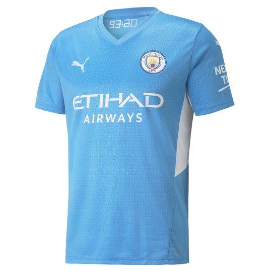 PUMA Manchester City Thuisshirt 2021-2022