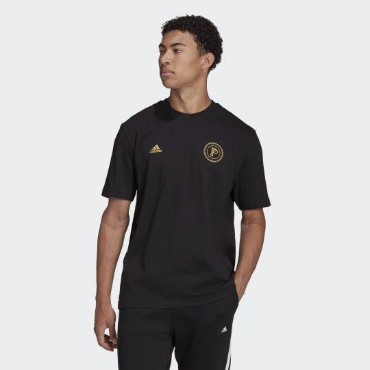 adidas Pogba T-shirt Zwart
