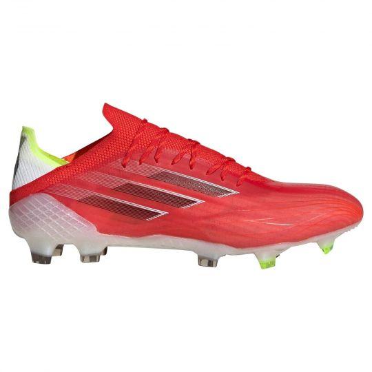 adidas X Speedflow.1 Gras Voetbalschoenen (FG) Rood Zwart Rood