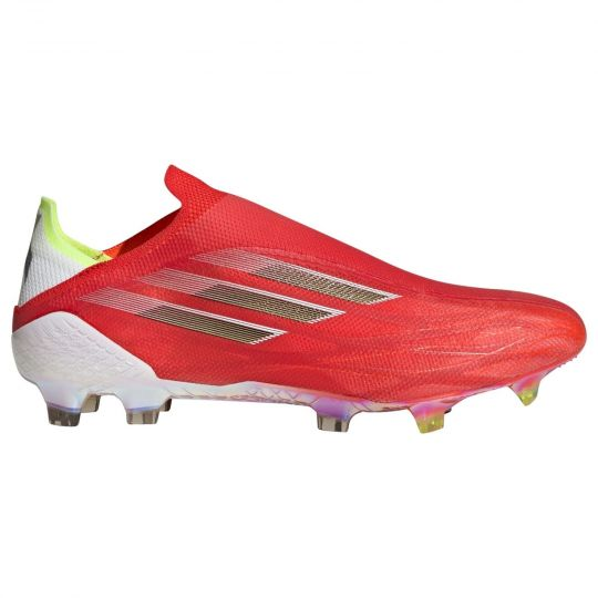 adidas X Speedflow+ Gras Voetbalschoenen (FG) Rood Zwart Rood