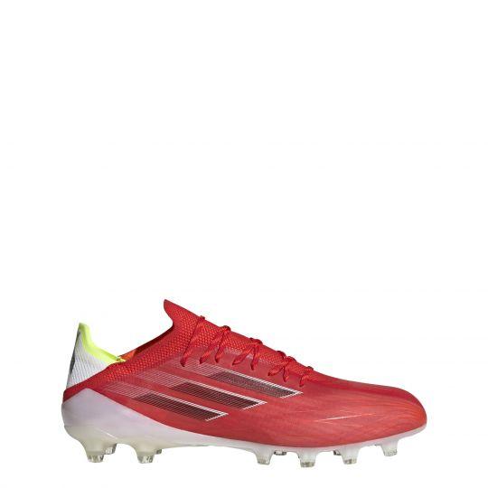 adidas X Speedflow.1 Kunstgras Voetbalschoenen (AG) Rood Zwart Rood