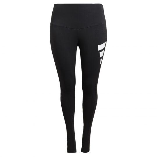 adidas Sportswear Future Icons Legging (Grote Maat) Dames Zwart