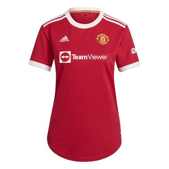 adidas Manchester United Thuisshirt 2021-2022 Dames