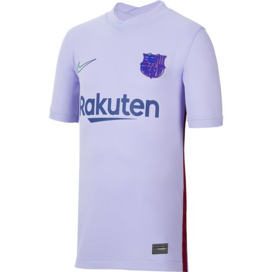 Nike FC Barcelona Uitshirt 2021-2022 Kids