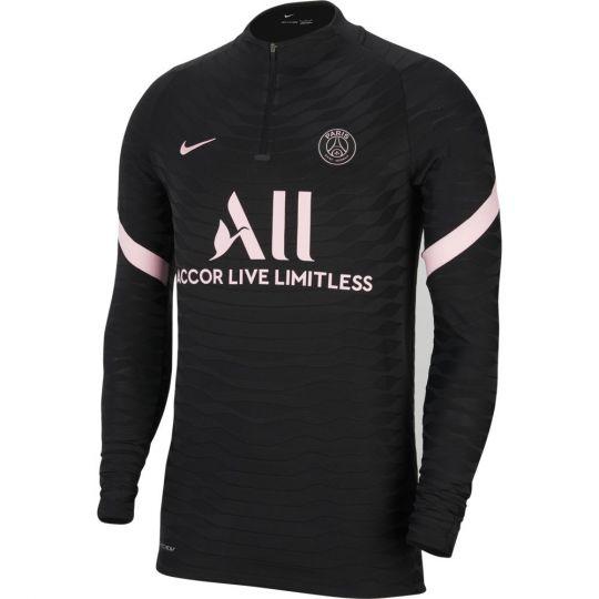 Nike Paris Saint Germain Elite Trainingstrui 2021-2022 Zwart Roze