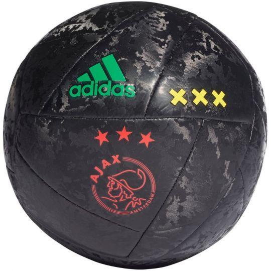 adidas Ajax Club Voetbal Maat 5 Zwart Rood Groen Geel