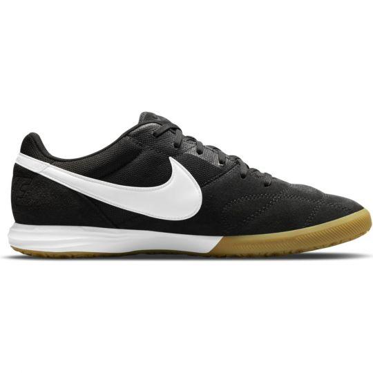 Nike Premier II Sala Zaalvoetbalschoenen Zwart Wit Bruin