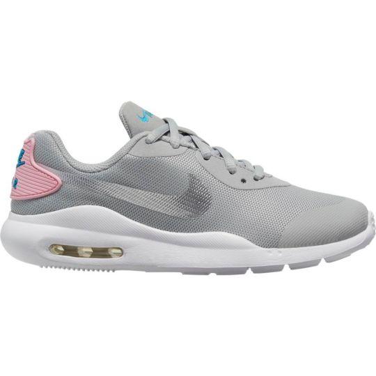 Nike Air Max Oketo Sneakers Kids Grijs Wit