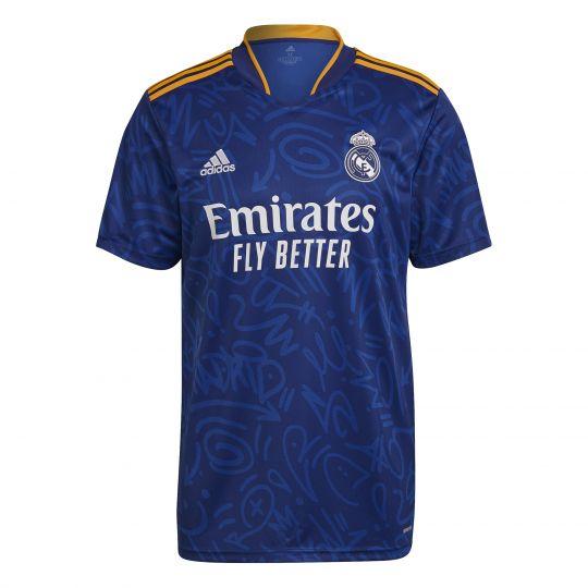 adidas Real Madrid Uitshirt 2021-2022